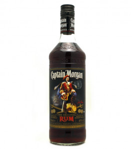 Captain Morgan Black Label rhum