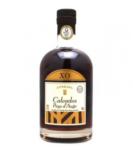 Manoir d'Apreval XO Calvados Pays d'Auge