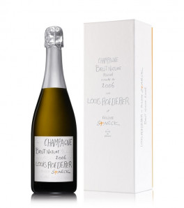 Louis Roederer Brut Nature 2006 Coffret Philippe Starck
