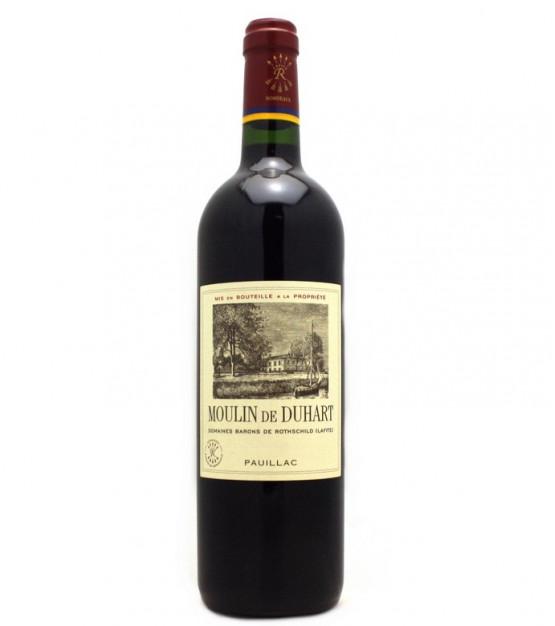 vin rouge de bordeaux moulin de duhart pauillac. Black Bedroom Furniture Sets. Home Design Ideas