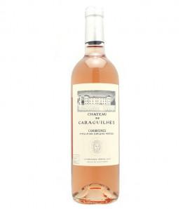 Château de Caraguilhes Corbières AOC rosé