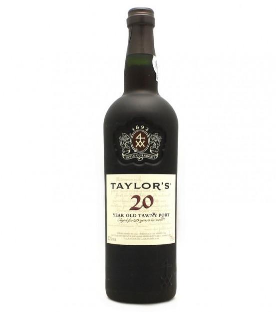 Taylor's 20 ans Tawny Porto