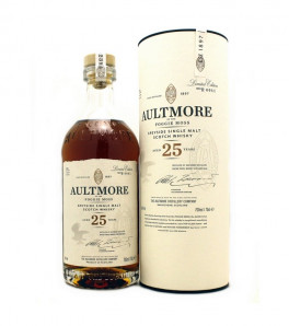 Aultmore 25 ans Single Malt Speyside Etui