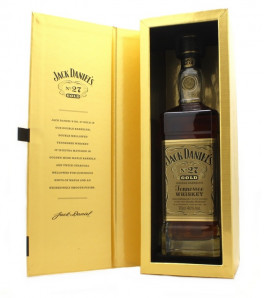 Jack Daniel's N°27 Gold Tennessee Whiskey Coffret