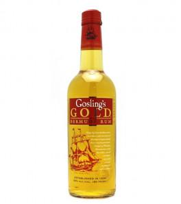 Gosling's Gold Rhum Bermudes