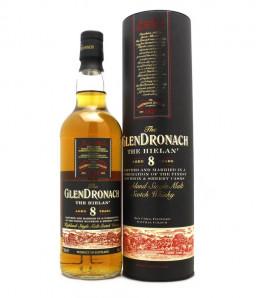 "Glendronach ""The Hielan"" 8 ans Whisky Etui"