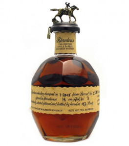 Blanton's Single Barrel Bourbon Whiskey Barrel N 78