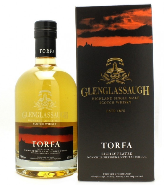 Glenglassaugh Torfa Highland Single Malt Etui