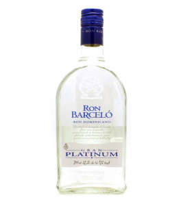 Barcelo Gran Platinum Ron