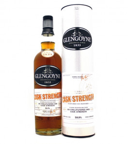 Glengoyne Cask Strenght Single Malt