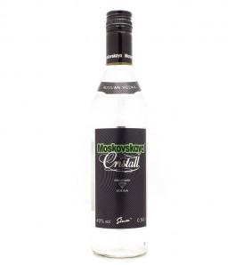Moskovskaya Cristall vodka Russie