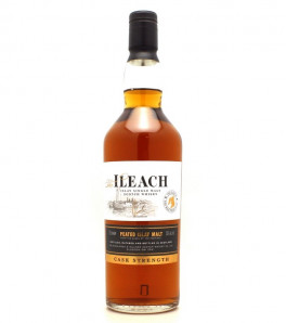 Ileach Cask Strenght Peated Islay