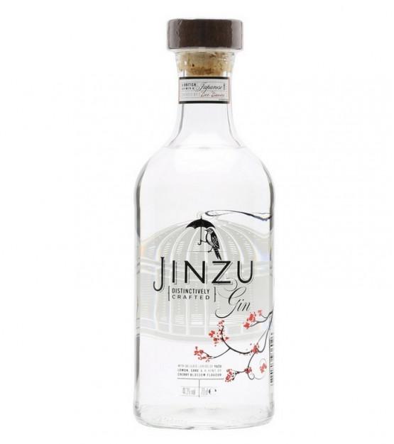 Jinzu British distinctively crafted gin