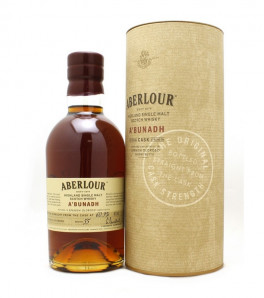 Aberlour A'Bunadh Cask Strenght Spanish Oloroso Etui