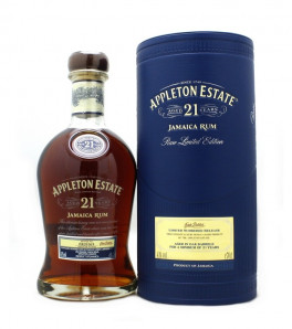 Appleton Estate 21 ans Jamaica Rum Etui