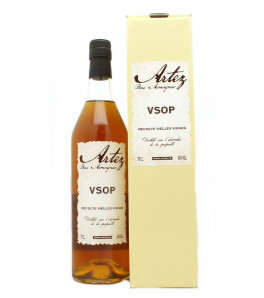 Artez Bas Armagnac VSOP Récolte Vieilles Vignes Etui