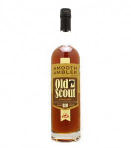 Smooth Ambler Old Scout 7 ans Straight Bourbon Whiskey