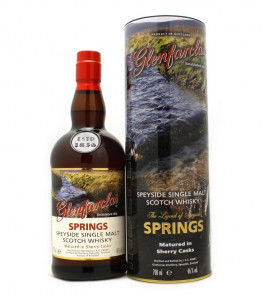 Glenfarclas Springs Speyside Single Malt Etui
