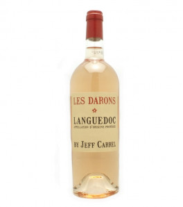 """Les Darons"" Rosé by Jeff Carrel Languedoc"