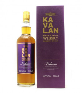 Kavalan Podium Single Malt Whisky Etui