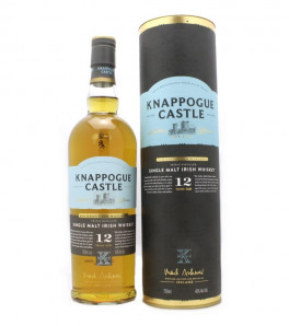 Knappogue Castle 12 ans Irish Single Malt Whiskey Etui