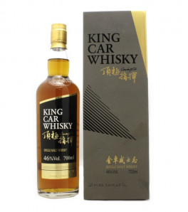 King Car Conductor Single Malt Whisky Etui