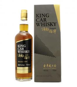 King Car Conductor Single Malt Whisky Etui
