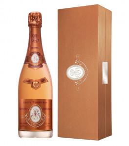 Louis Roederer Cristal Rosé 2007 Champagne Etui