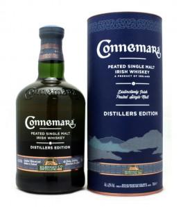 Connemara Distillers Edition Peated Irish Single Malt Etui