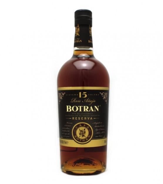 Botran 15ans Reserva