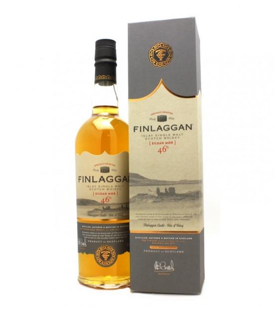 Finlaggan Eilean Mor Peaty Islay Single Malt Etui
