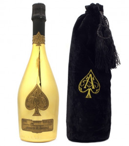 Armand De Brignac Champagne Brut Pochon