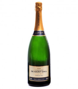 "De Saint-Gall ""Brut Tradition Premier Cru"" Champagne Magnum"
