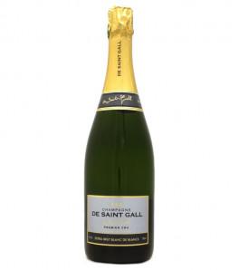 "De Saint-Gall ""Extra-Brut Premier Cru"" Champagne"