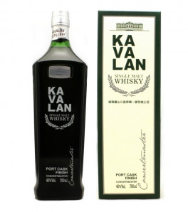 Kavalan Concertmaster Port Cask Finish Single Malt Whisky