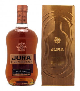 Isle of Jura 16 ans Diurach's Own Single Malt Whisky