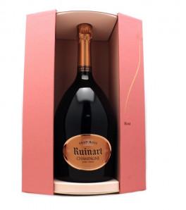 Ruinart Rosé Magnum Champagne Coffret