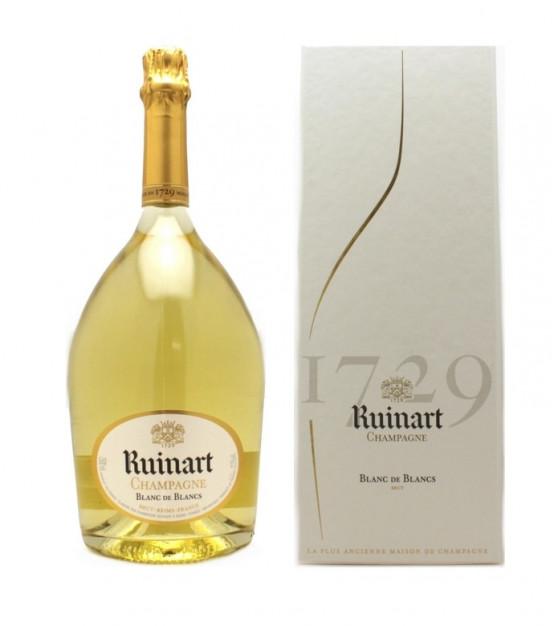 Ruinart Blanc de Blancs Magnum Champagne Coffret