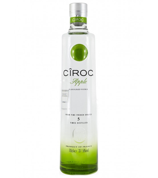 Ciroc Apple Flavoured Vodka