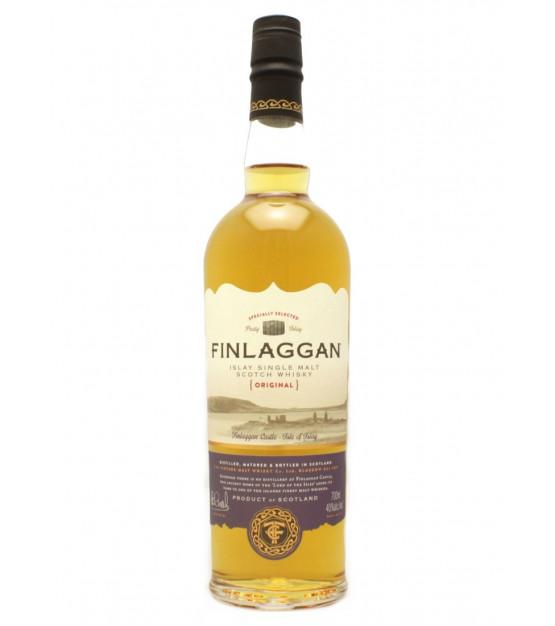 Whisky Finlaggan The Original Peaty Single Malt Islay