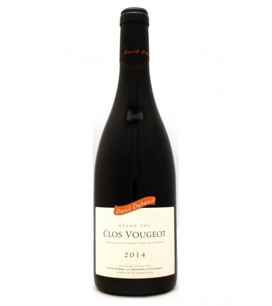 David Duband Clos de Vougeot Grand Cru Bourgogne