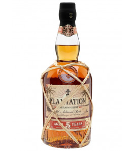 Plantation 5 ans Barbados Signature Blend Old Artisanal Rhum