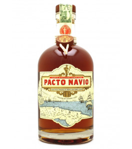 Pacto Navio Selectively Finished in French Sauternes Casks Rhum
