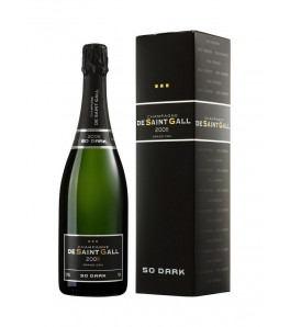 De Saint Gall So Dark Grand Cru 2008 Champagne