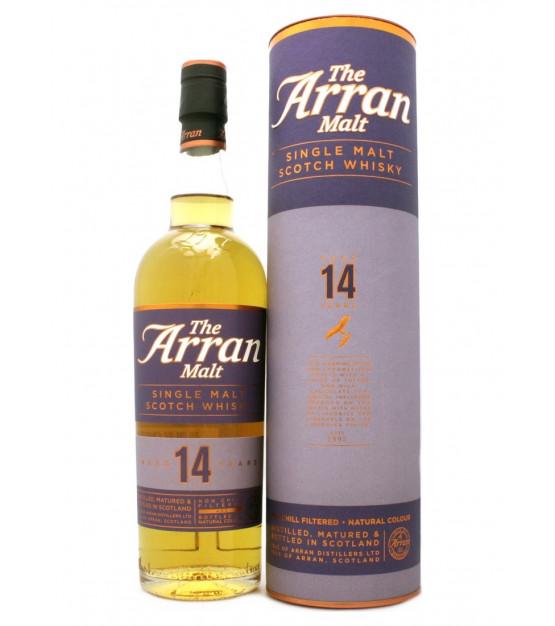 The Arran Malt 14 ans Single Malt Whisky Etui