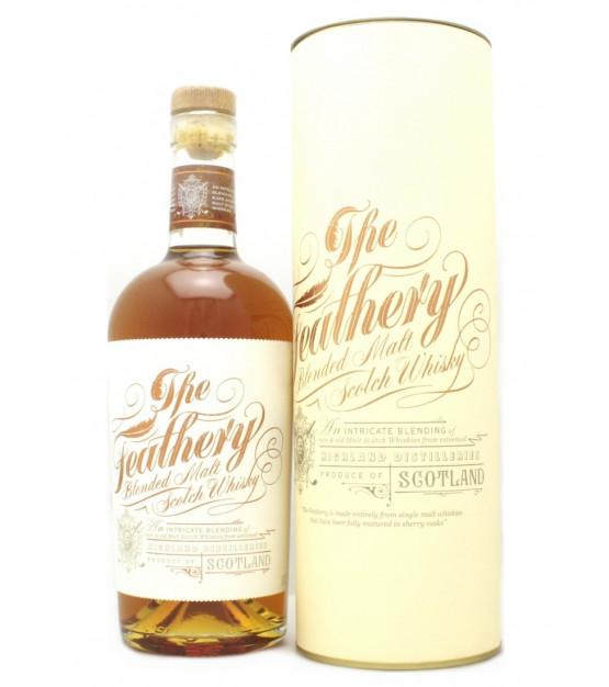 The Feathery Blended Malt Scotch Whisky Etui