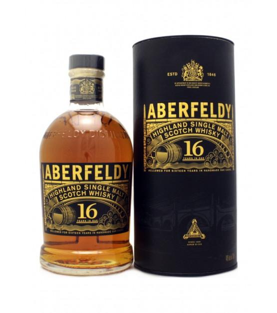 Aberfeldy 16 ans Highland Single Malt Etui