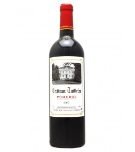 Château Taillefer 2007 rouge Pomerol Bordeaux
