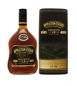 Appleton Estate Rare Blend 12 ans Rhum Etui
