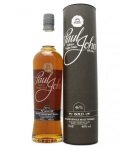 Paul John Bold Peated Indian Single Malt Whisky Etui